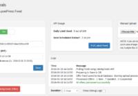 LinkMyDeals API WordPress Plugin